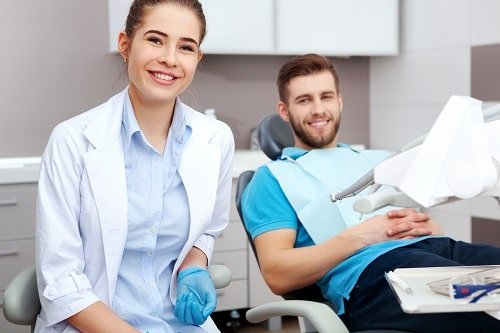 top cosmetic dentists in Kirby